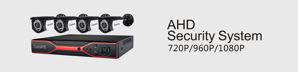 AHD Security System